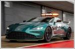 Aston Martin Vantage to be Formula One safety car