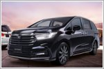 New Honda Odyssey now available for booking