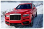 Rolls-Royce reveals first of Colours of Cullinan Collection in the U.S.A