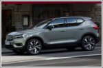 Volvo moves sales of its electric models exclusively online