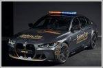 BMW M presents the safety car fleet for MotoGP