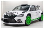 Skoda celebrates 120 years in racing with a special edition Fabia