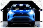 Toyota's Kentucky Plant hits production milestone of 13 million vehicles