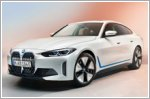 BMW gives the first glimpse of the all-electric i4 Gran Coupe