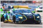 Aston Martin Vantage GT3 scores second consecutive podium at Sebring