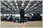 Hackett London and Aston Martin renew their long-term partnership