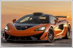 The end of the McLaren Sports Series with the final deliveries of the 620R