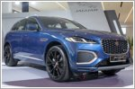 The new Jaguar F-PACE with an all new interior is now available in Singapore