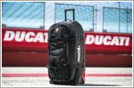 Ducati collaborates with Ogio to release a line of trolley and sport bags