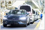 Volvo's Daqing plant powered completely by climate-neutral energy