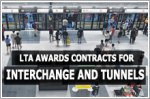 LTA awards contracts for Hougang Interchange and Cross Island Line tunnels