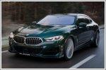 The new BMW Alpina B8 Gran Coupe