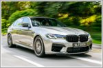 The new BMW M5 Competition has landed in Singapore