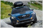 The new 2022 Subaru Outback Wilderness