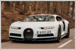 Out and about with Bugatti on test drives