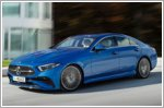 The Mercedes-Benz CLS gets a mid-life update