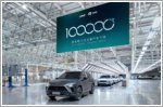 Chinese manufacturer NIO builds its 100,000th car