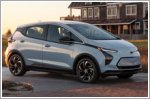Chevrolet expands its electric lineup with the new Bolt EV and EUV