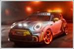 MINI reveals the Electric Pacesetter inspired by John Cooper Works