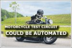 Tender called for trial of fully automated motorcycle riding test circuit