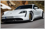 Free software update for the first Porsche Taycan models