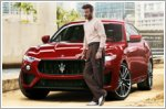 Maserati announces David Beckham as its new global brand ambassador