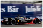 Nissan e.dams scores points at Formula E races in Rome
