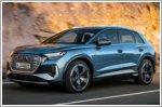 Audi reveals the new Q4 e-tron electric SUV