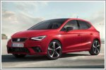 Seat reveals the refreshed Ibiza city car