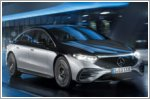 Mercedes-Benz EQS luxury electric sedan revealed