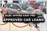 OCBC offers loan approvals before you go car shopping