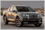 Hyundai unveils the Santa Cruz Sport Adventure Vehicle