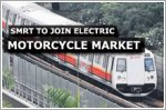 SMRT to distribute Singapore-made electric motorcycles