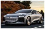 Audi reveals the A6 e-tron Concept