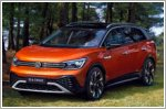 Volkswagen premieres the ID.6 in China