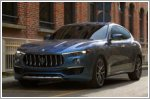 Maserati goes practical with the Levante Hybrid