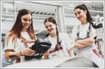 Audi hosts digital Girls' Day with showcase of technical professions