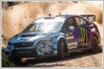 Ken Block back in a Subaru for 2021 rally season