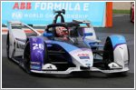 Jake Dennis claims his first Formula E victory