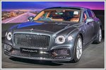 Bentley launches the V8 variant of the Flying Spur in Singapore