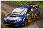 Subaru and Pastrana capture third rally win