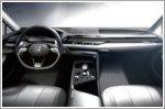 Honda reveals new interior design philosophy