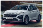 Hyundai unveils the new Kona N at a digital showcase