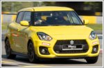 The all new Suzuki Swift Sport was unveiled at KF1 Karting Circuit in Singapore