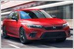 Honda reveals U.S.A market Civic Sedan