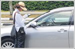 Now you can report illegal parking just by using the OneService app