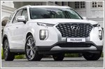 Hyundai Palisade flagship SUV arrives in Singapore