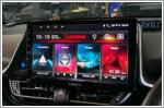 Upgrade your in-car entertainment with the Lenovo Multimedia Player