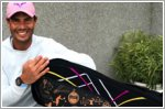 Kia and Nadal collaborate to produce tennis bag