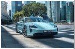 Porsche Asia Pacific near electrification targets